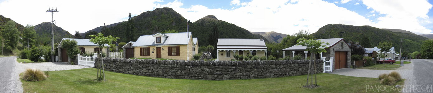 Historic House in Arrowtown - Arrowtown, Otago, New Zealand