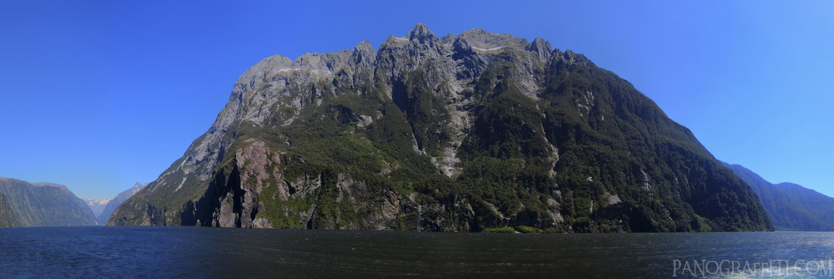 Fjords of Milford Sound HDR - Fiordland, Fiordland National Park, Southland, New Zealand